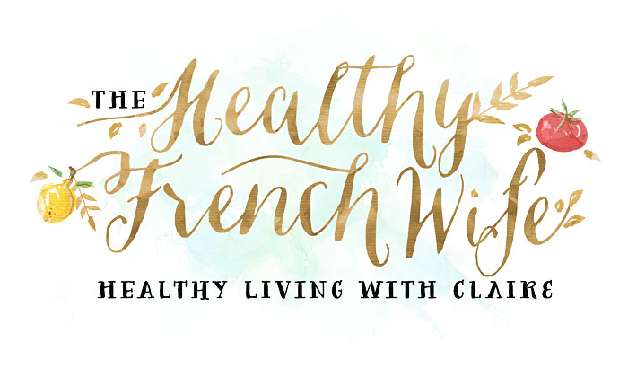 HEALTHYFRENCHWIFE- Claire Power Plant-based Nutritionist logo